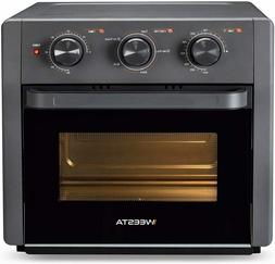 21QT Air Fryer Toaster Oven Convection for Air Fry/Air Roast