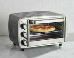 Oster 6-Slice Convection Toaster Oven - Stainless Steel - TS