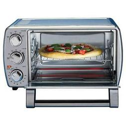 6 slice Oster Countertop Oven XL with Convection, Stainless