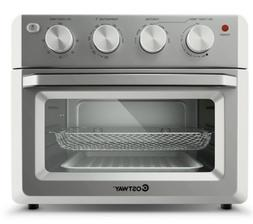 7-in-1 Air Fryer Toaster Oven 19 QT Dehydrate Convection Ove