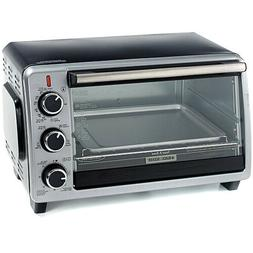 Black & Decker 6 Slice Convection Toaster Oven- Free Shiping
