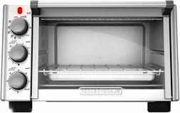 Black + Decker™ 6-Slice TO2050S Convection Toaster Oven