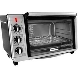 Black & Decker TO3230SBD Toaster Oven - Toast, Convection, B