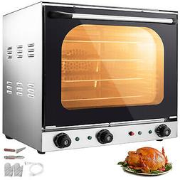 Commercial Convection Oven 60L/2.12 Cu.ft 2600W Toaster Oven