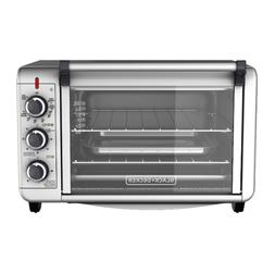 Convection Countertop Oven Kitchen Stainless Steel Pizza Bre