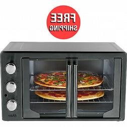 Convection Toaster Oven Broiler French 2 Door Durable Baking
