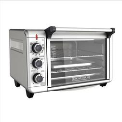 Convection Toaster Oven Stainless Steel Kitchen Countertop F