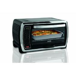 Countertop Convection Toaster Oven Digital 6 Slice Large Coo