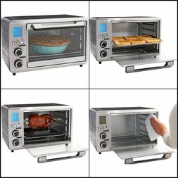 Digital Electric Toaster Oven Convection Cooking Large 25L K