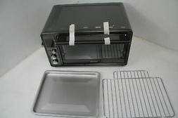 Toshiba Digital Toaster Oven w Double Infrared Heating Conve