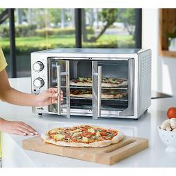 ENERGY EFFICIENT CONVECTION FRENCH DOOR OVEN STAINLESS STEEL