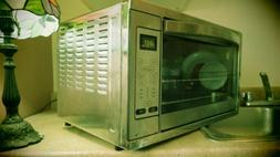 Oster Extra-Large Convection Countertop Toaster Oven - Stain