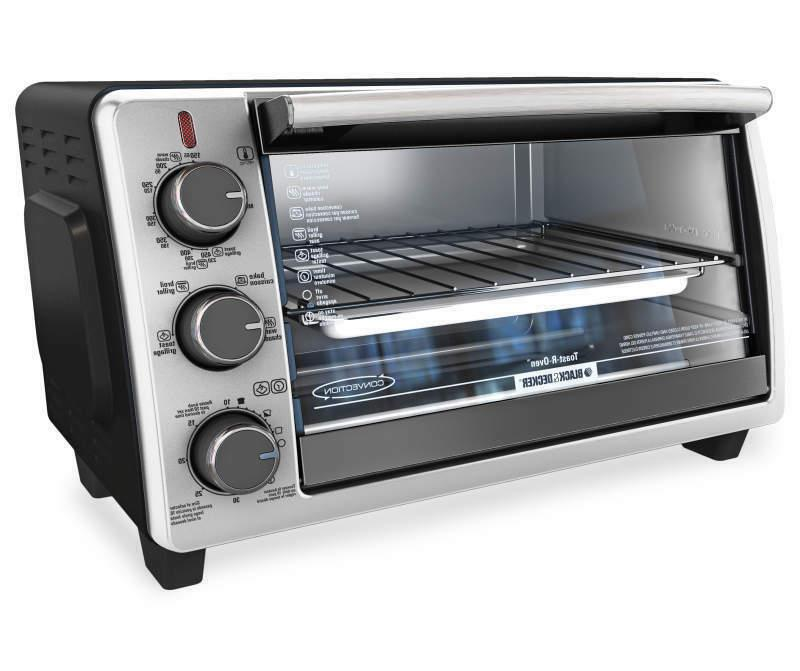 black and decker to1303sb 4 slice toaster
