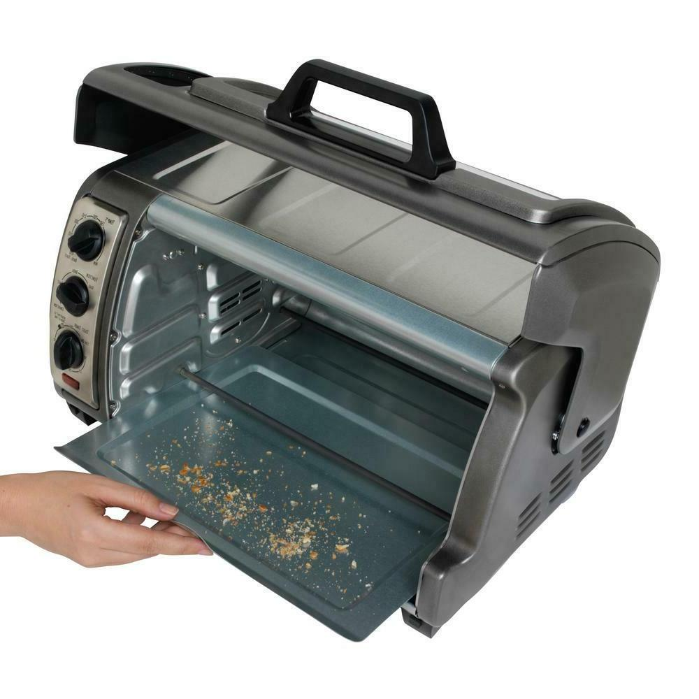 Easy W 6-Slice Oven With