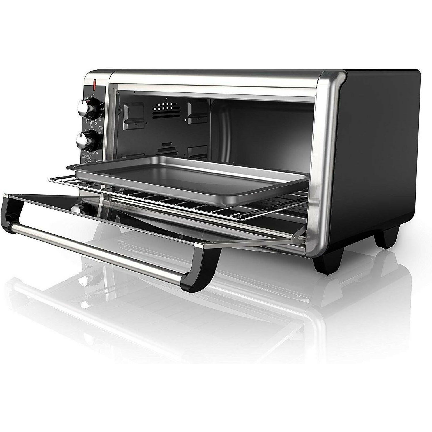 Extra Toaster Oven 8-Slice Pan