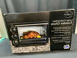 NEW!! Crofton Convection Toaster Oven ~ Model # 9615-10  ~ 7