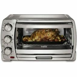 Oster Large Convection Toaster Oven, Brushed Chrome  Ovens K