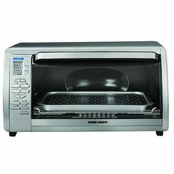 Electric Convection Toaster Small Oven Pizza Countertop Elec