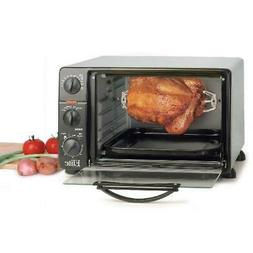 Rotisserie Grill Electric Roaster Oven Convection Toaster Ki