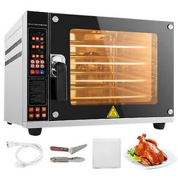 Toaster Oven Convection Oven with Spray Function 4-Tier Conv