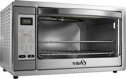 Oster XL Digital Countertop Oven Convection Stainless Steel